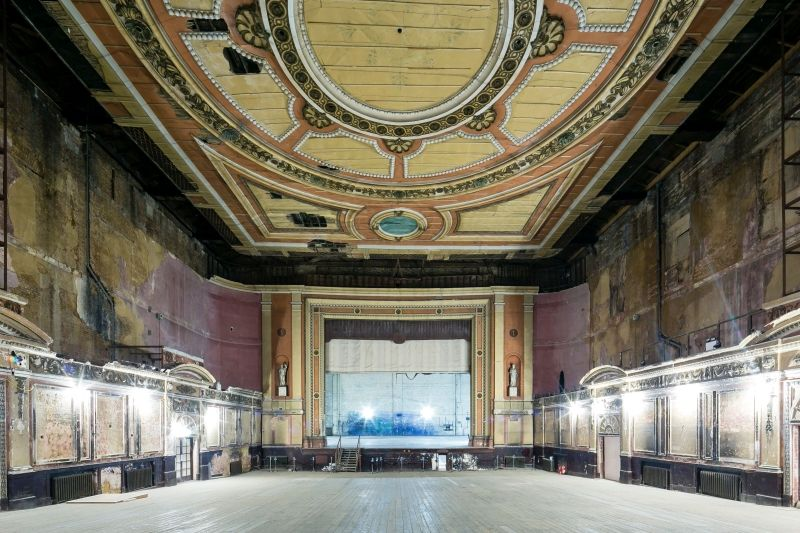 The Alexandra Palace Theatre - Courtesy APPCT Alexandra Palace