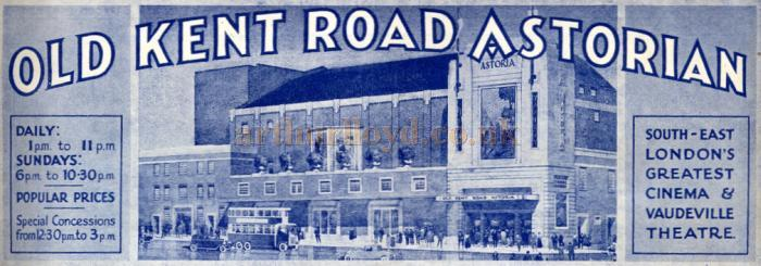 The Old Kent Road Astorian Magazine, Vol 1 Issue 2 - Courtesy Kevin Phelan
