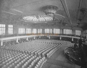The second Spa Royal Hall, built by Messrs J.M.Smallwood & Sons From the book Bridlington 1899 - 1949 - Courtesy Stephen Handley.