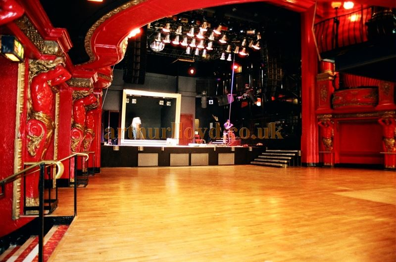 The former Camden Theatre after its refurbishment and reopening as 'Koko' in 2004 - Courtesy Tim Hamper