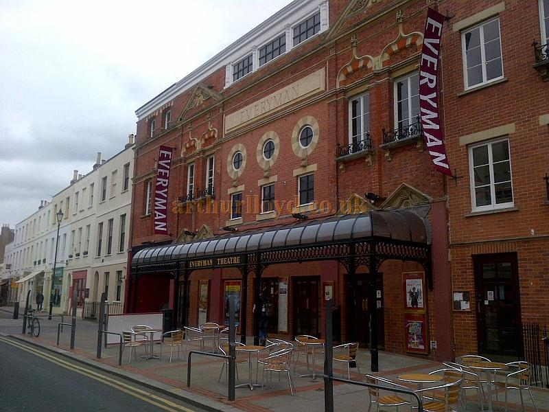 The Cheltenham Everyman in October 2011 - Courtesy Tim Speechley