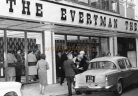 The Everyman in the 1960s - Courtesy Derek Aldridge and Les Osman.
