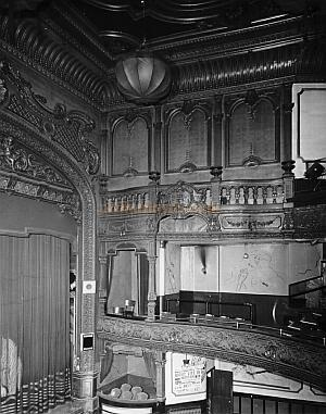 Collins's Auditorium - Courtesy Peter Charlton