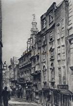 For more images of Holborn and London's lost Streets see the Disappearing London page here.