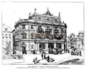 Kennington Theatre, London