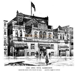 The Lyric, Hammersmith, London