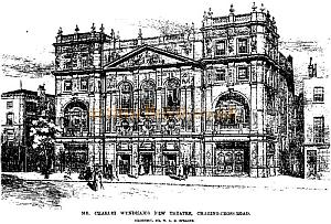 Wyndham's Theatre, London - 12th August 1899