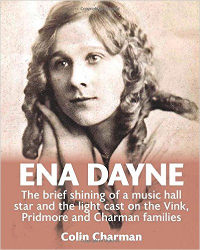 A new book on Ena Dayne by Colin Charman. - Click to buy the Book at Amazon.co.uk.