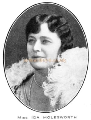 Miss Ida Molesworth
