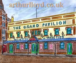 The Grand Pavilion, Peter Street, Manchester
