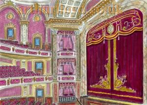 Her Majesty's Theatre, London 1897