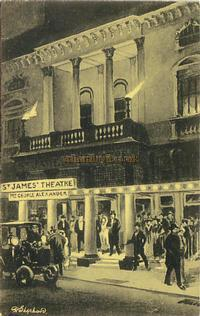 The St James's Theatre, London (Demolished 1957) - Click for details of this Theatre.