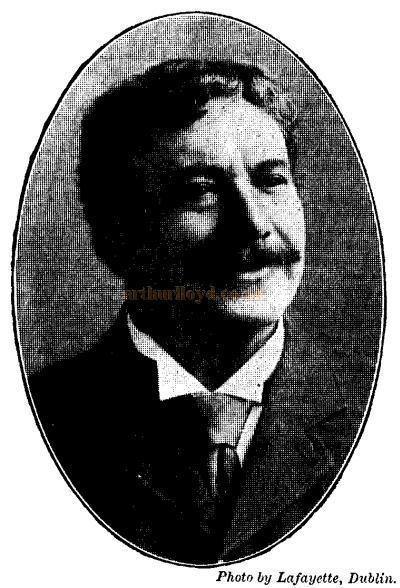 MR. Jolly John Nash - Photo by Lafayette, Dublin - From the ERA 11th of March 1899.