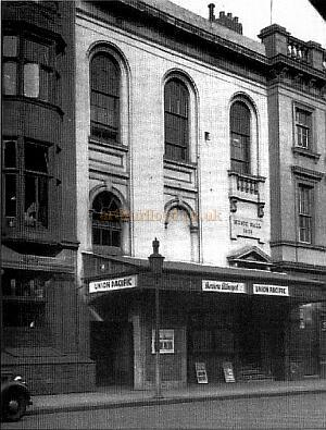 The Grainger Music Hall, Newcastle in 1943 - Click for more information on this Theatre.