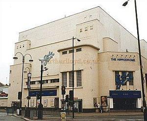 The Coventry Hippodrome Theatre.