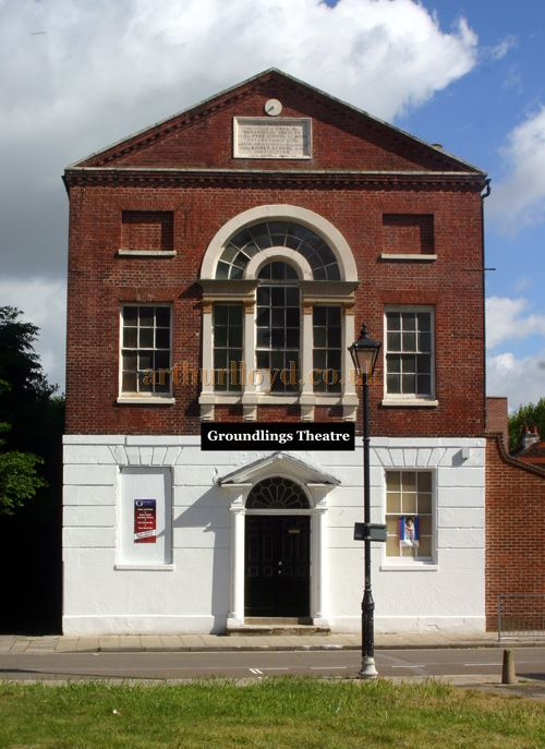 Groundlings Theatre, Portsmouth - Courtesy Richard Stride