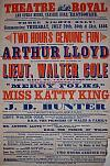 Poster for Katty King at the Theatre Royal Eastbourne - Click to Enlarge