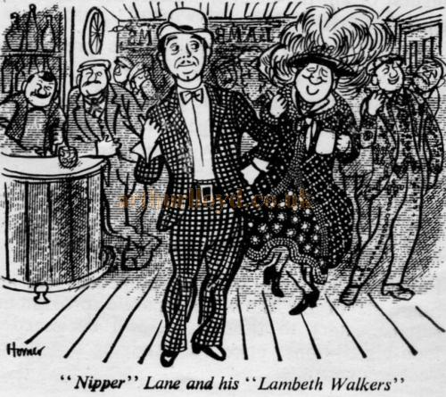 Nipper Lane and His 'Lambeth Walkers
