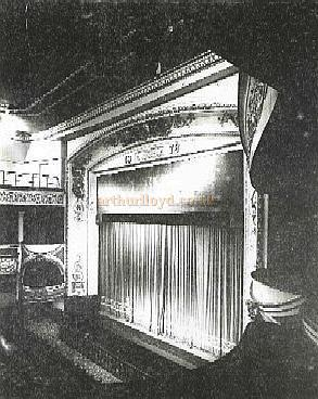 Auditorium of the Opera House, Scarborough in the 1930s, Courtesy The Theatres Trust.