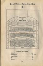 Garrick Theatre seating plan - Pre 1907 - Click to Enlarge