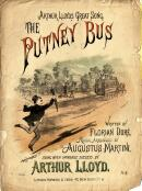 Arthur Lloyd's 1884 song 'The Putney Bus' - Click to Enlarge