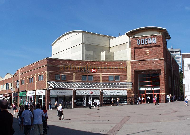 The Odeon Cinema Complex, Southend-on-Sea in August 2009 - Photo M.L.