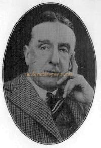 Architect of the Garrick Theatre, Southport, George Edward Tonge - Courtesy the Crosby Archive.
