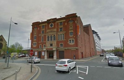 A Google StreetView image of the St. Helens Hippodrome - Click to Interact.