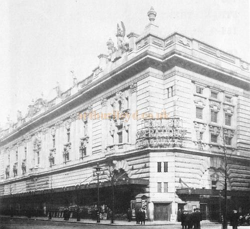 The London Opera House, Kingsway, London.