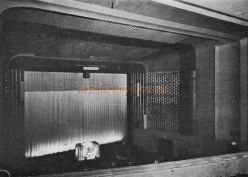 The Interior of the Granada Sutton, formerly the Plaza Theatre prior to its redcoration in the 1970s - From the 21st Anniversary edition of the Cinema Organ Society Journal 1973