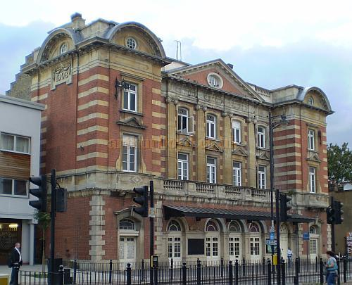 The Tottenham Palace in 2007 - Courtesy Jim Gibbons