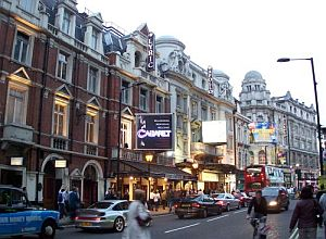 See London's West End Theatres