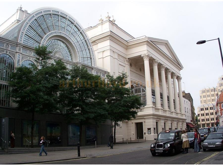 The Royal Opera House in 2006.