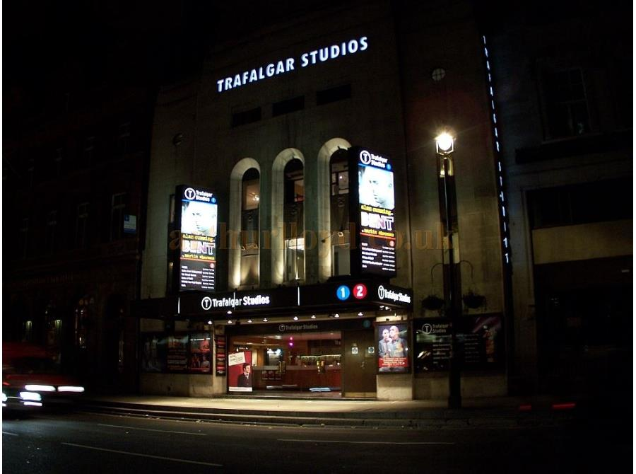 The Trafalger Studios showing 'Bent' in 2006.
