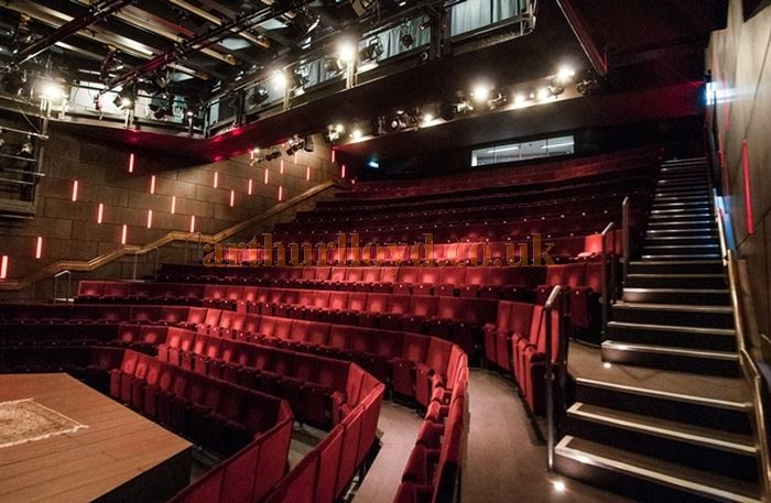 The main auditorium of the St. James Theatre - Photo Tom Cronin, Courtesy The St. James Theatre.