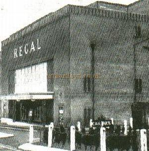 The Regal, Winchester  - Courtesy Alan Chudley.