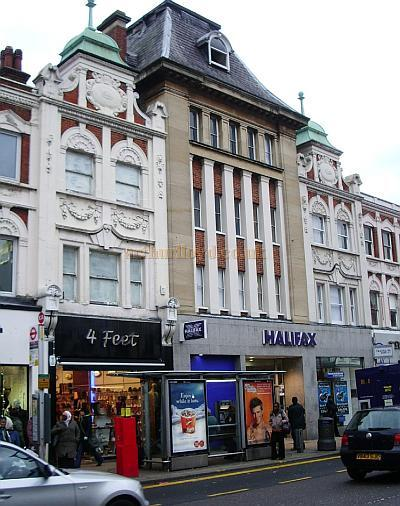 The Wood Green Empire in 2006 - Courtesy Stephen Thompson
